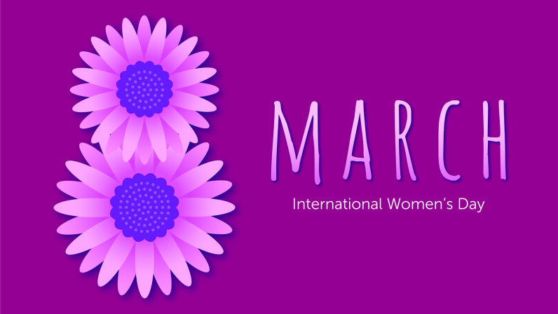 International Women's Day, March 8