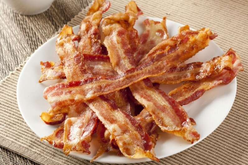 The deliciousness of bacon is not up for debate. ©iStock/Thinkstock