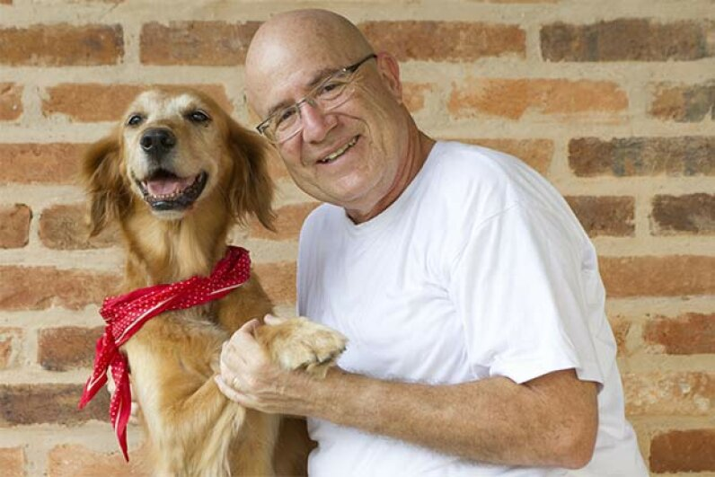 Old dogs -- and older people -- can both learn new things. Polafernandez/iStock/Thinkstock
