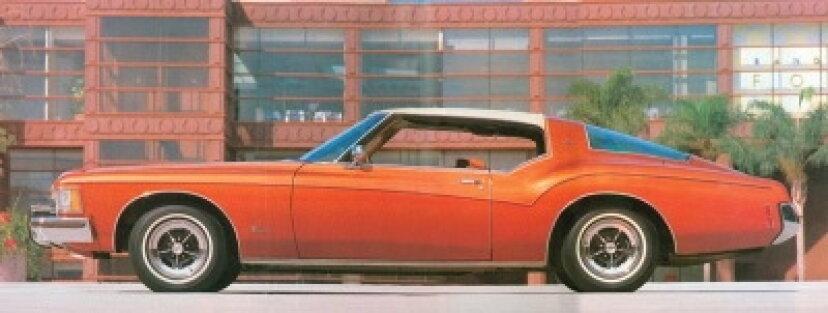 1971-1973ビュイックリビエラ