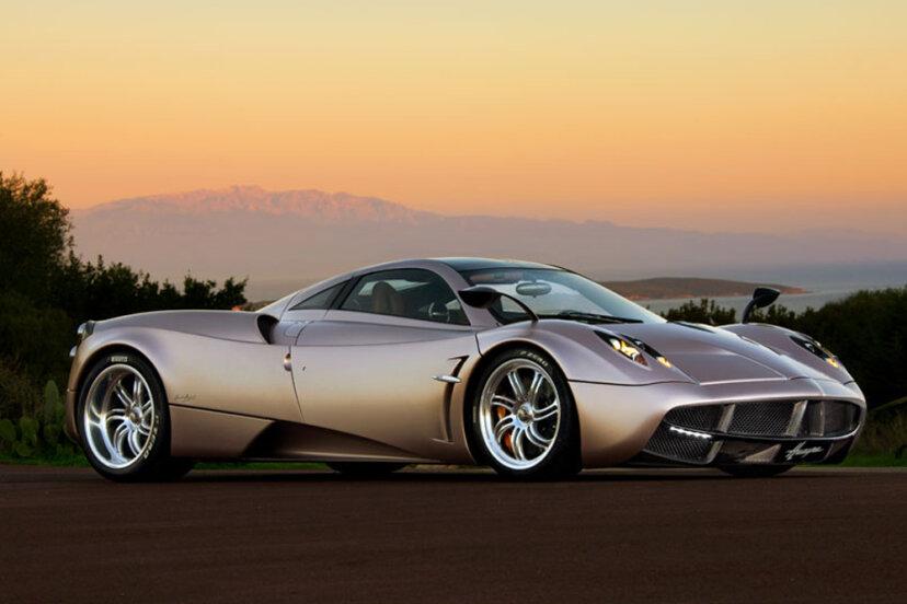 世界最速の10台の車