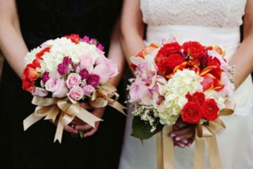 夏の結婚式の装飾のための10の新鮮な色の組み合わせ