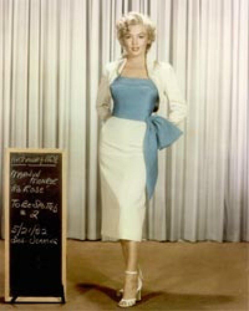 マリリンモンローから学ぶことができる10のファッションレッスン