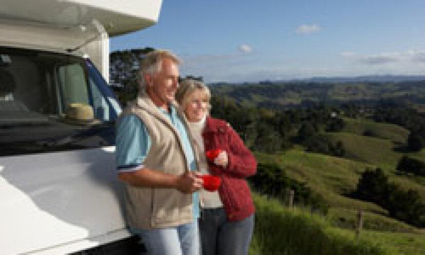 退職者のための10のRV旅行のヒント