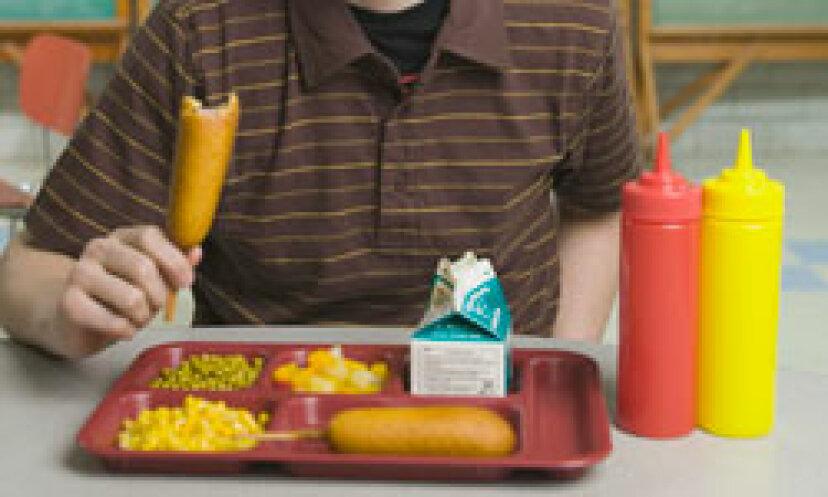10の最も健康的な学校給食計画