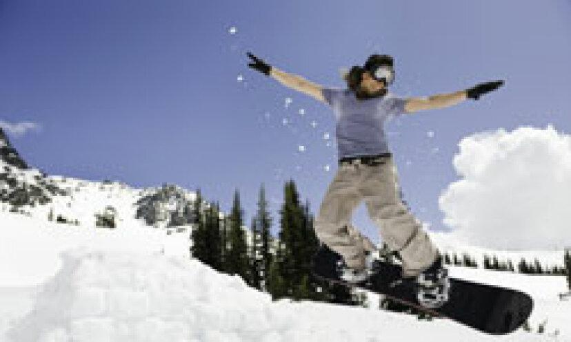 競争するための凍結:ウィンタースポーツの写真