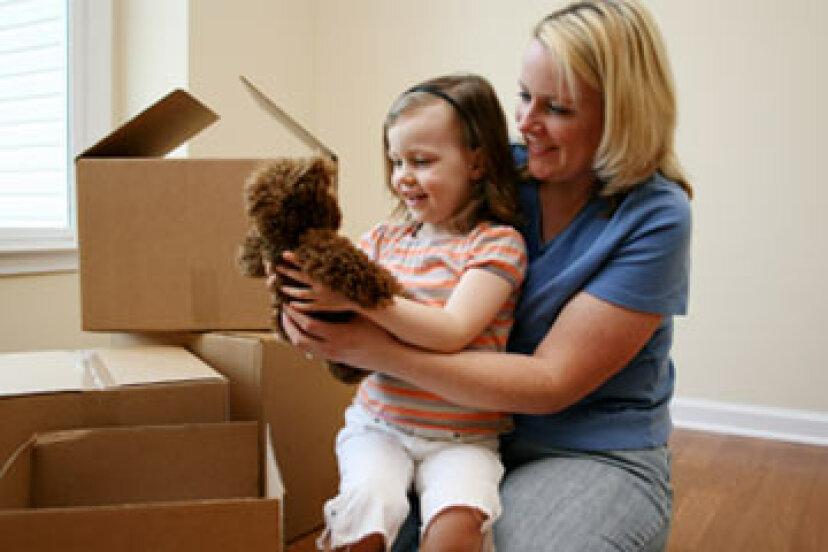 子供と一緒に移動するための10のヒント