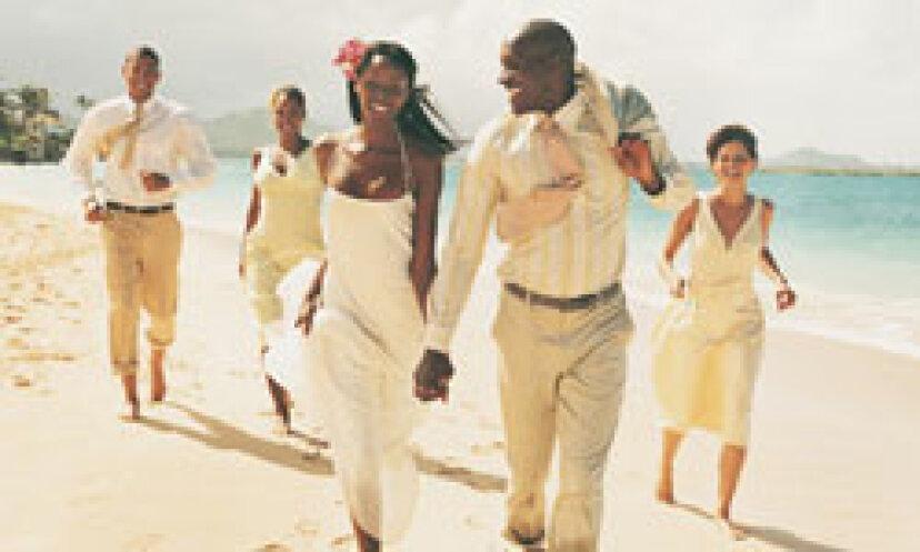 目的地の結婚式を計画するための10のヒント