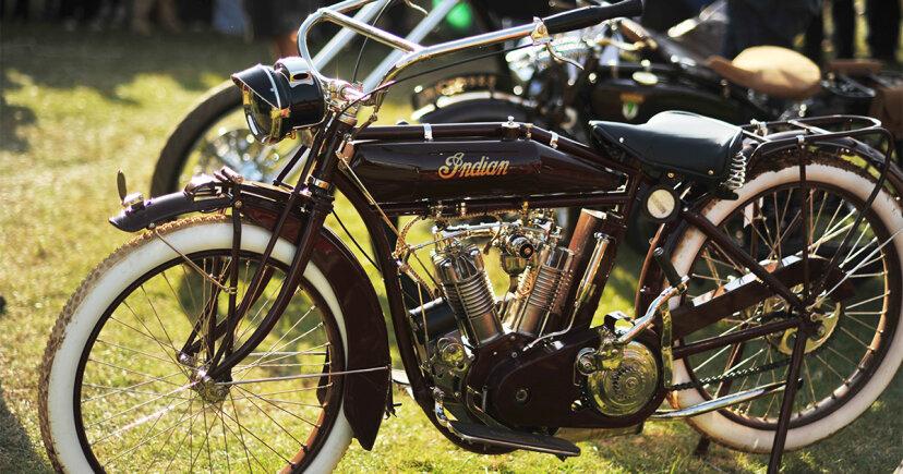 10のビンテージオートバイブランド