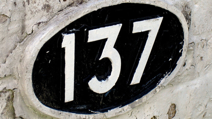 Warum ist 137 die magischste Zahl?