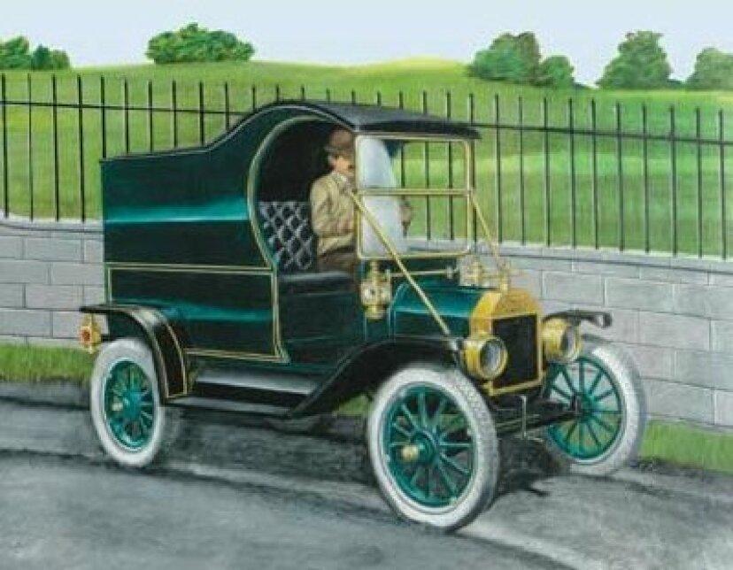 1903-1919フォードトラック