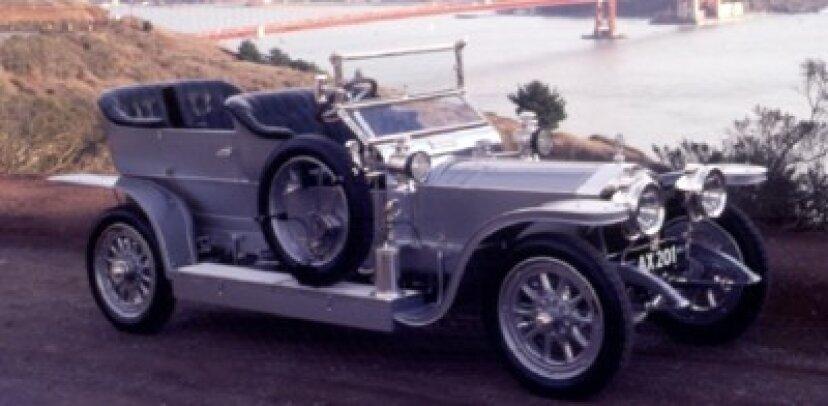 1907-1926ロールスロイスシルバーゴースト