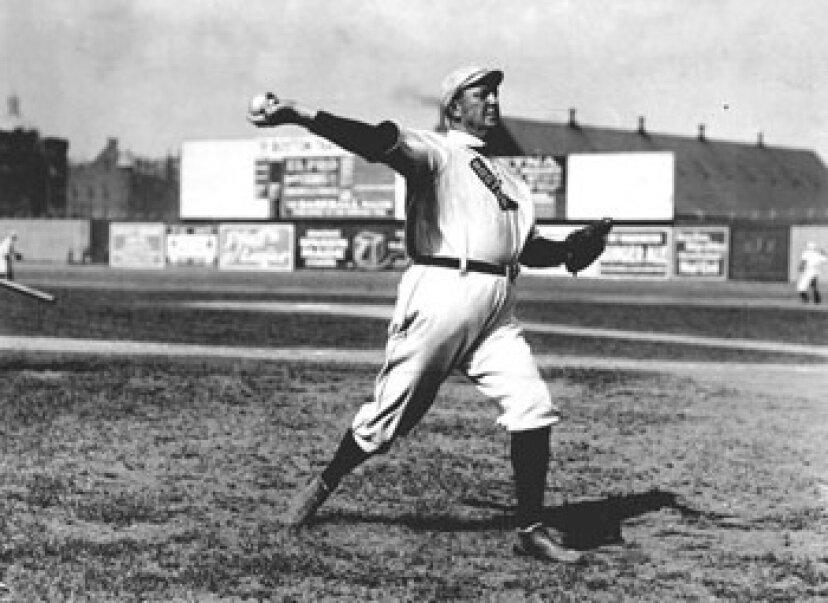 1908年の野球シーズンのまとめ