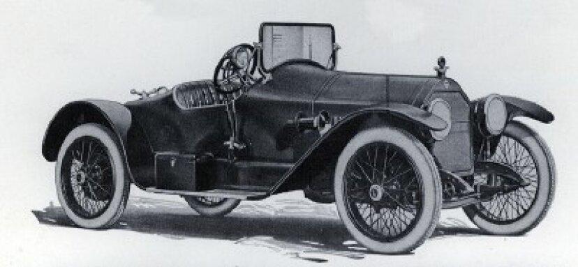 1915-1922スタッツベアキャット