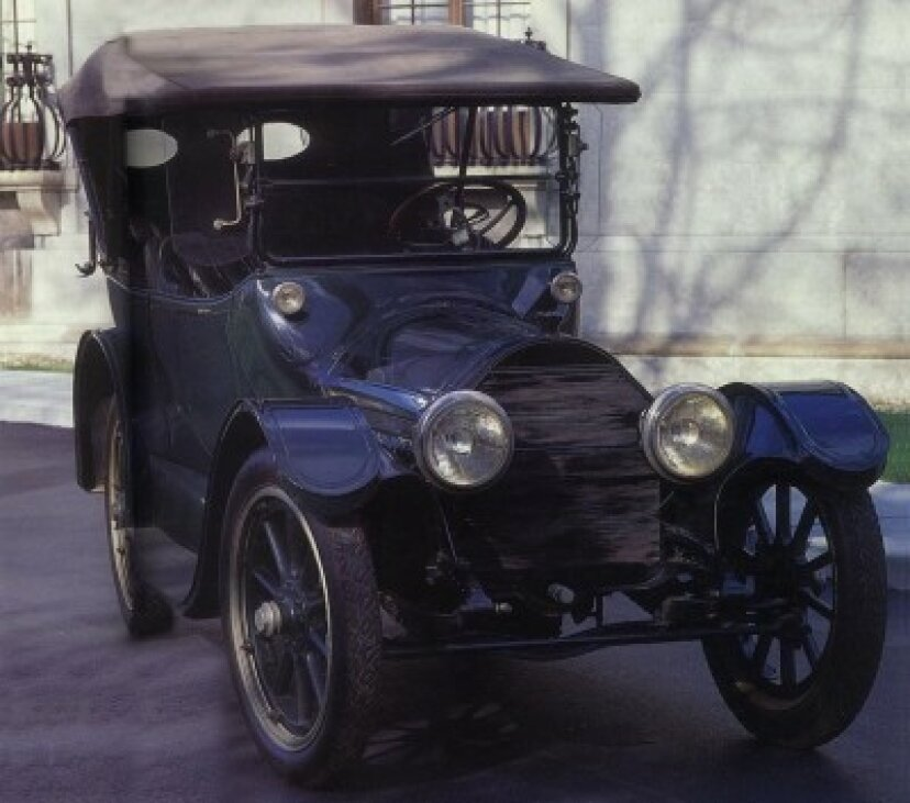 1915キャデラックV-8タイプ51