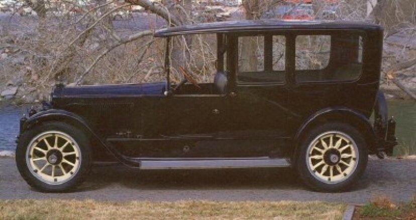 1916-1923パッカードツインシックス