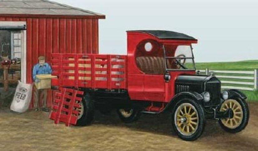 1920-1929フォードトラック