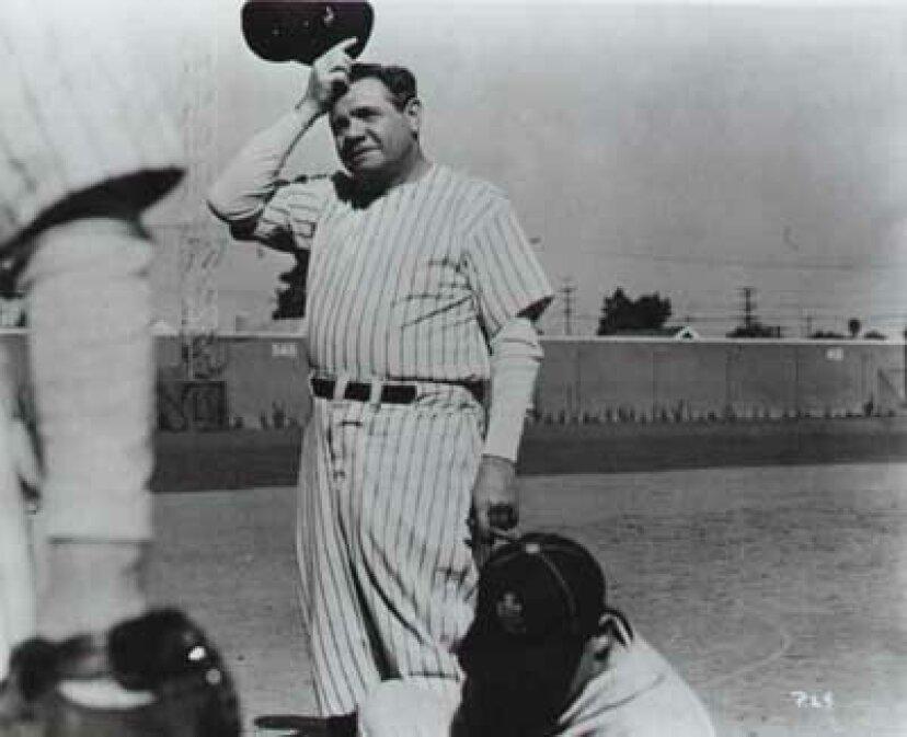 1920年の野球シーズン