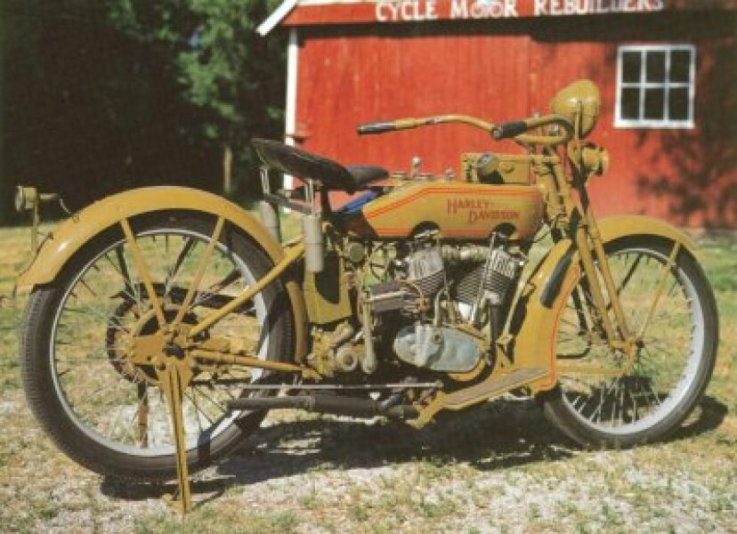 1920ハーレーダビッドソン20-J