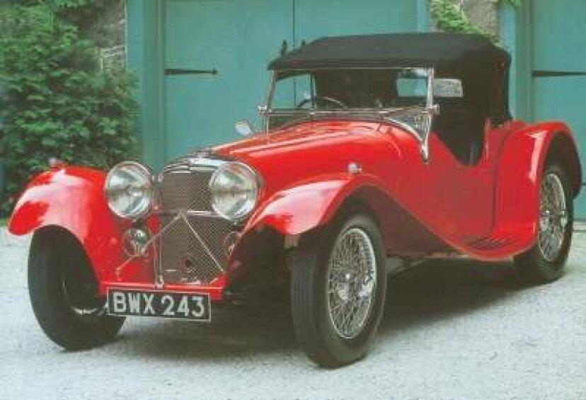1922-1940ジャガー