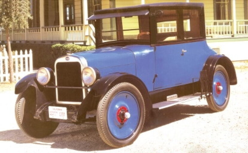 1924年オークランド6-54A