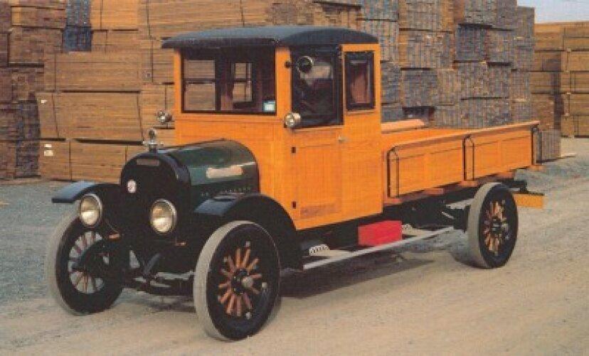 1925ブロックウェイE-3000ピックアップ