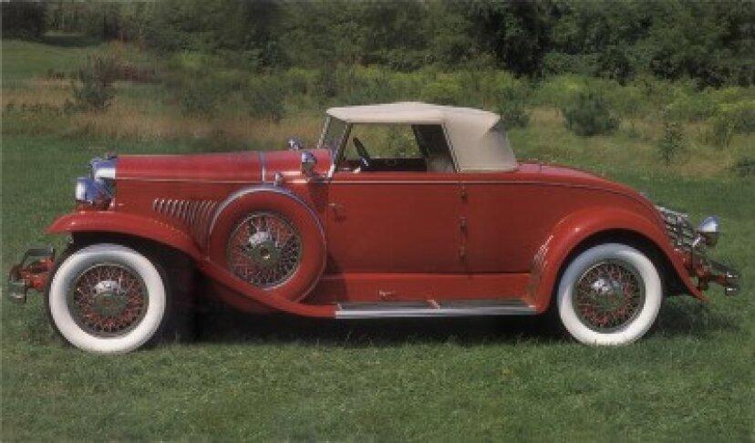 1928- 1934年のデューセンバーグJシリーズの紹介