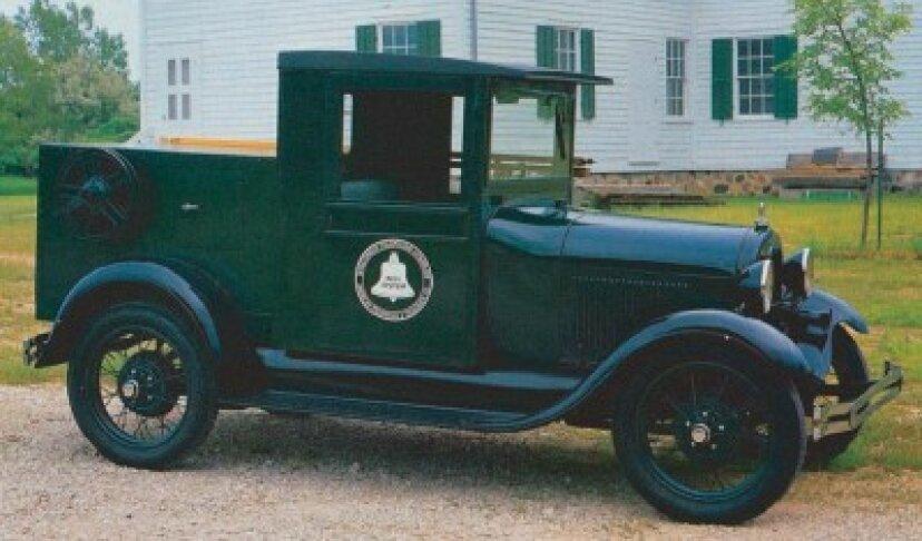 1928年フォードモデルA / AA