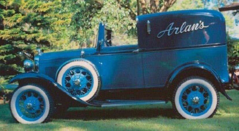 1930-1931フォードモデルAトラック