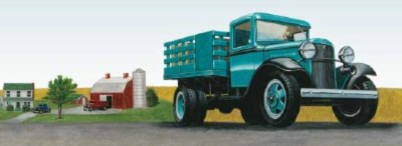 1930-1939フォードトラック