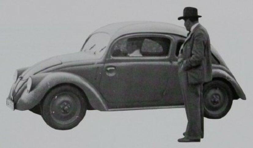 1931-1945フォルクスワーゲンビートルの概要