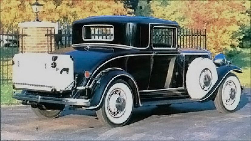 1932、1933、1934、1935グラハムブルーストリークの紹介