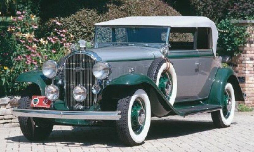 1932ビュイックシリーズ90