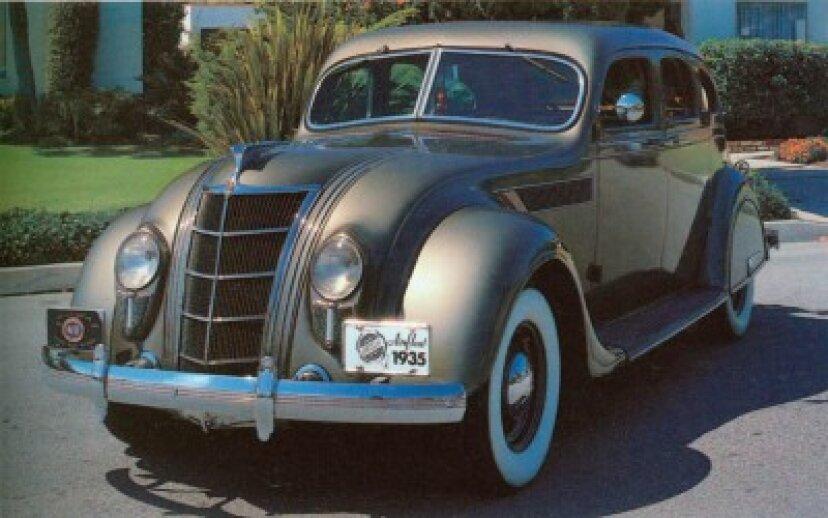 1934-1937クライスラーエアフロー
