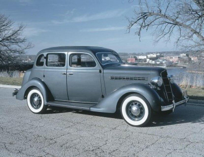 1935年プリマス