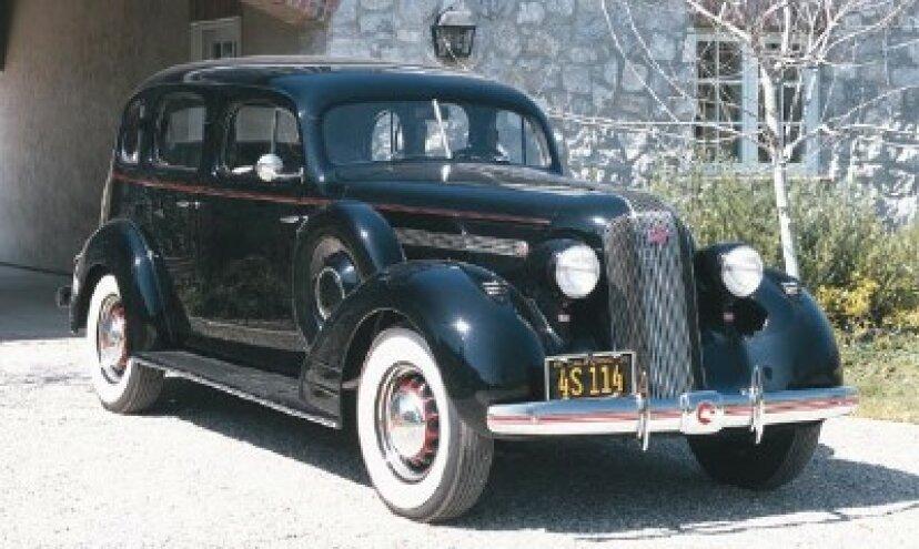 1935-1936ポンティアック