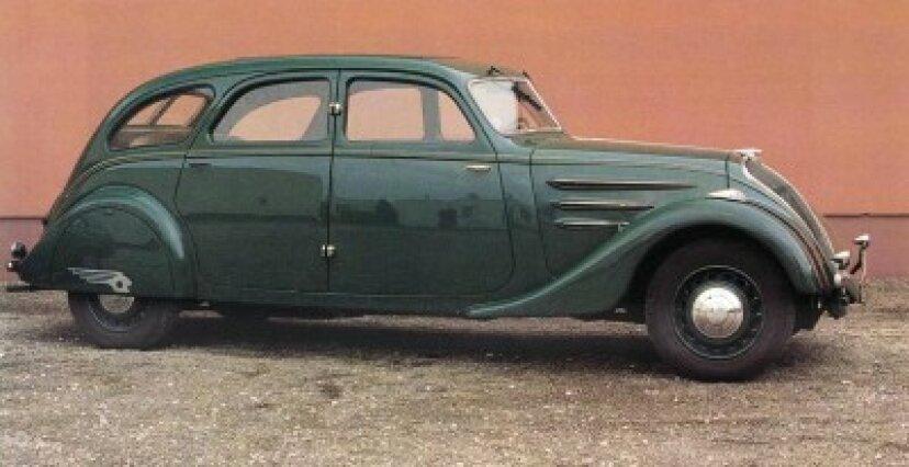 1937プジョー402リムジン