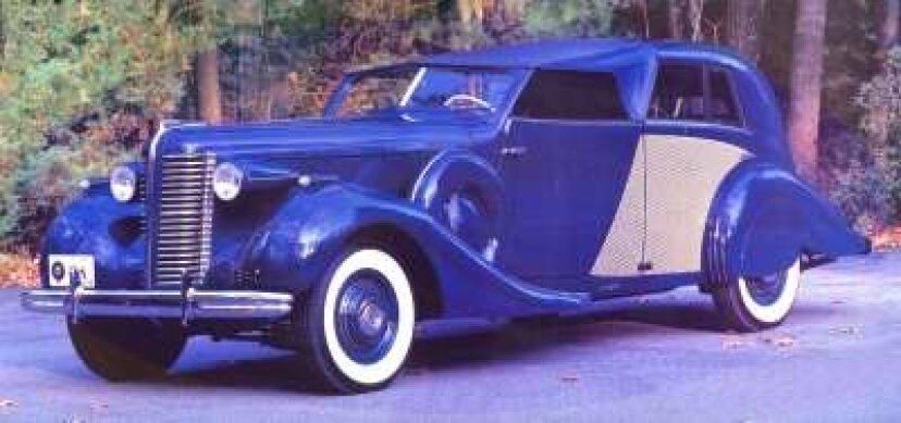 1938ビュイックシリーズ80