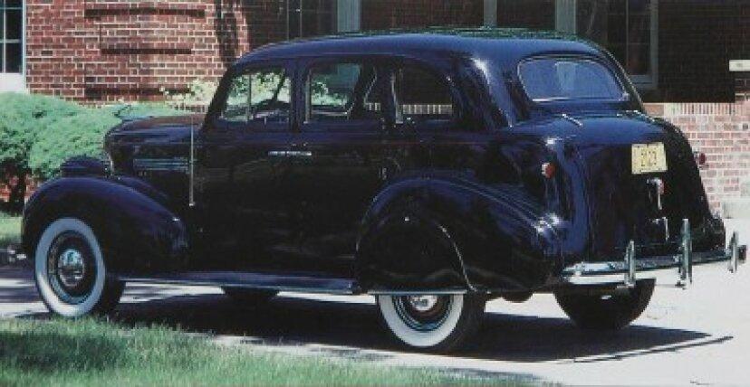 1939シボレー