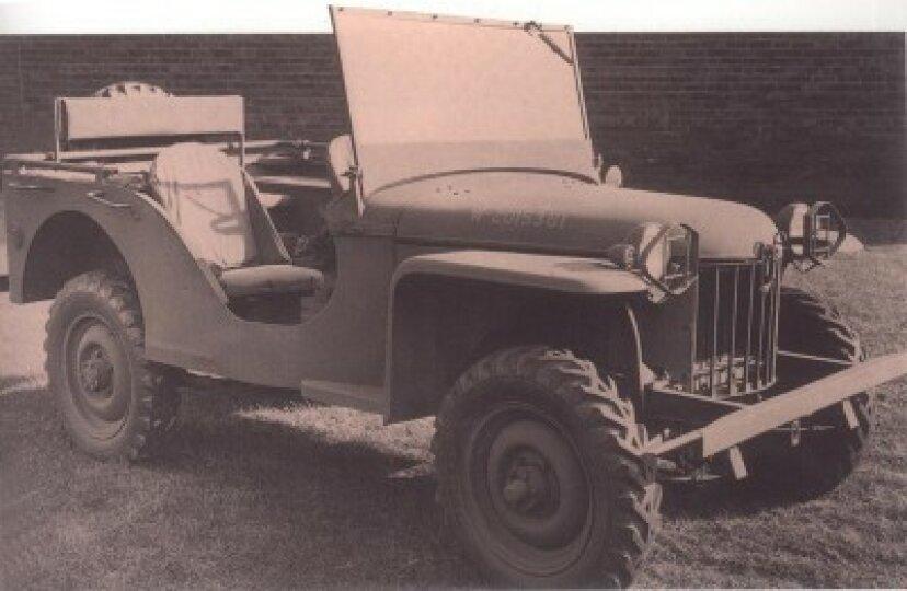 1940-1941ジープ