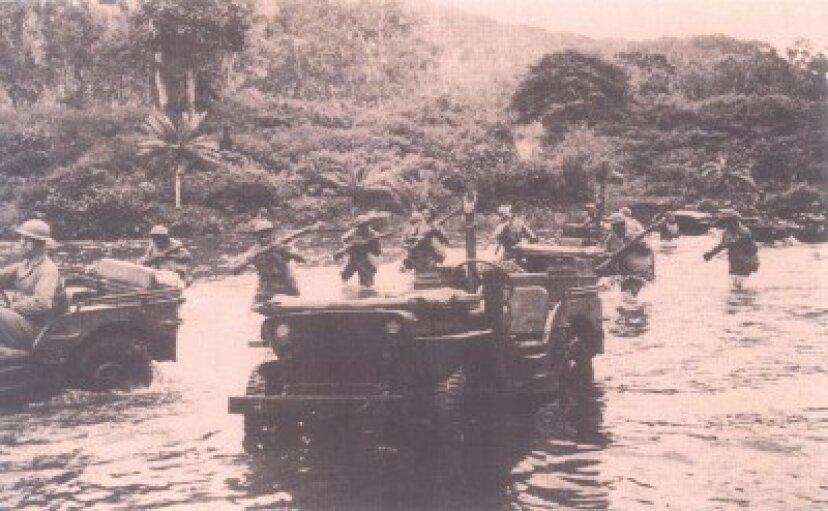 1942-1944ジープ:ジープが第二次世界大戦に突入