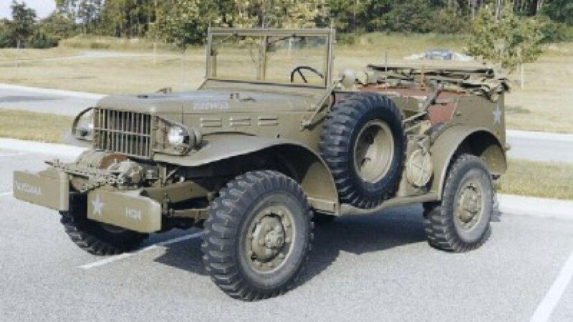 1946-1948ダッジパワーワゴン