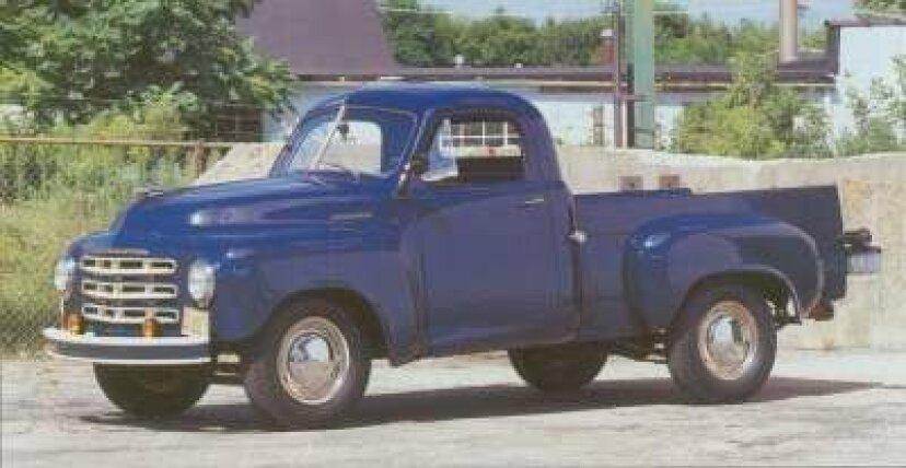 初期のスチュードベーカートラック