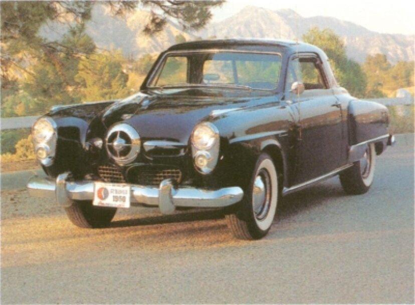 1950-1951スチュードベーカーコマンダー
