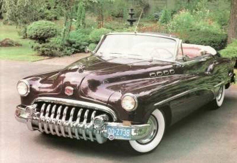1950ビュイックC-ボディ