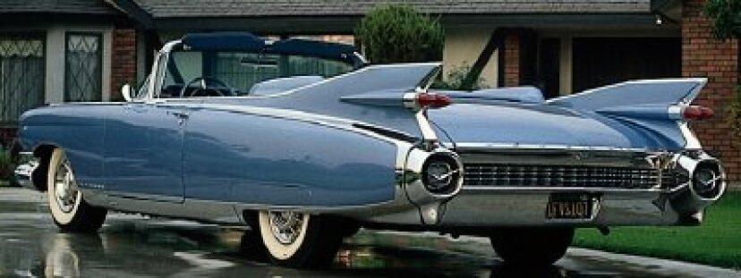 1950-1959キャデラックの概要
