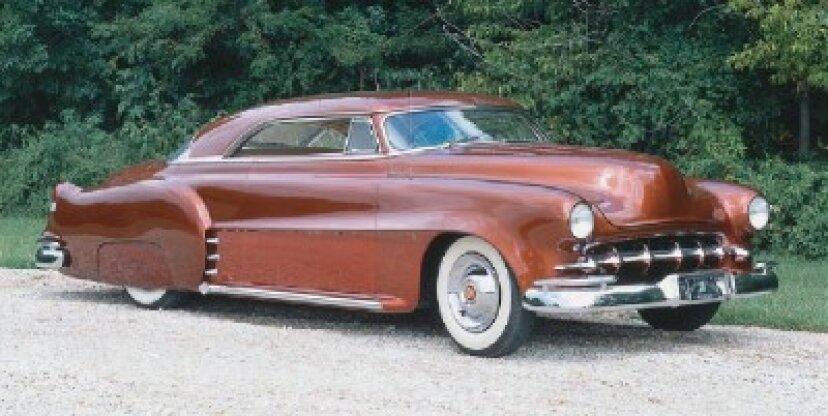 1950年代のリバイバルリードリード:カスタムカーのプロファイル