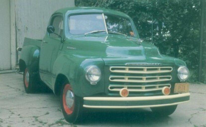 1951年スチュードベーカー2R5ピックアップ