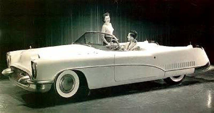 1953年ビュイックワイルドキャット