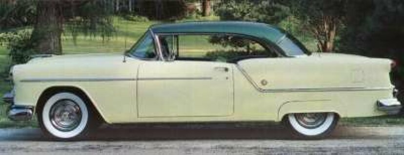 1954-1956オールズモビル